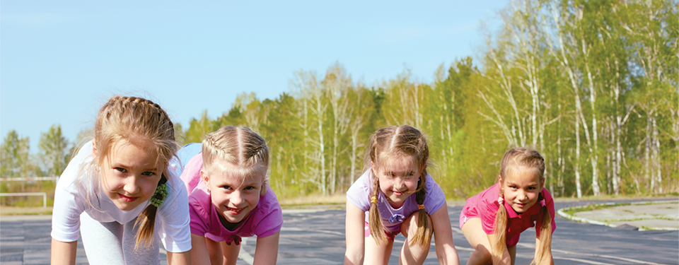 Kindersport Fit & Gesund